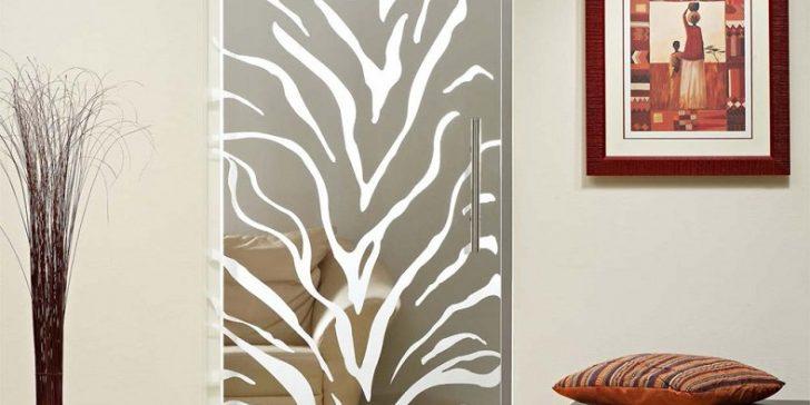 Cam Kapı Modelleri : Dekoratif ve Sürgülü Modern Kapılar