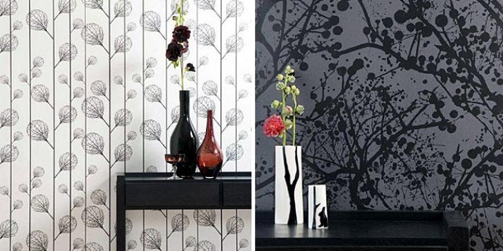 2014 Modern Duvar Kağıdı Modelleri