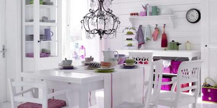 2014 Modern Mutfak Masası Takımları