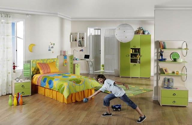 Bellona erkek çocuk Odası-Takımları
