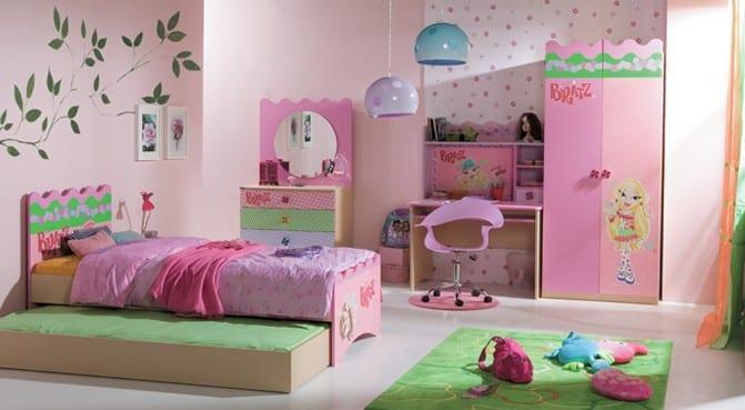 Doğtaş Kız Çocuk Odası Modelleri