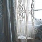 English Home Osmanlı Desenli Perde Modelleri