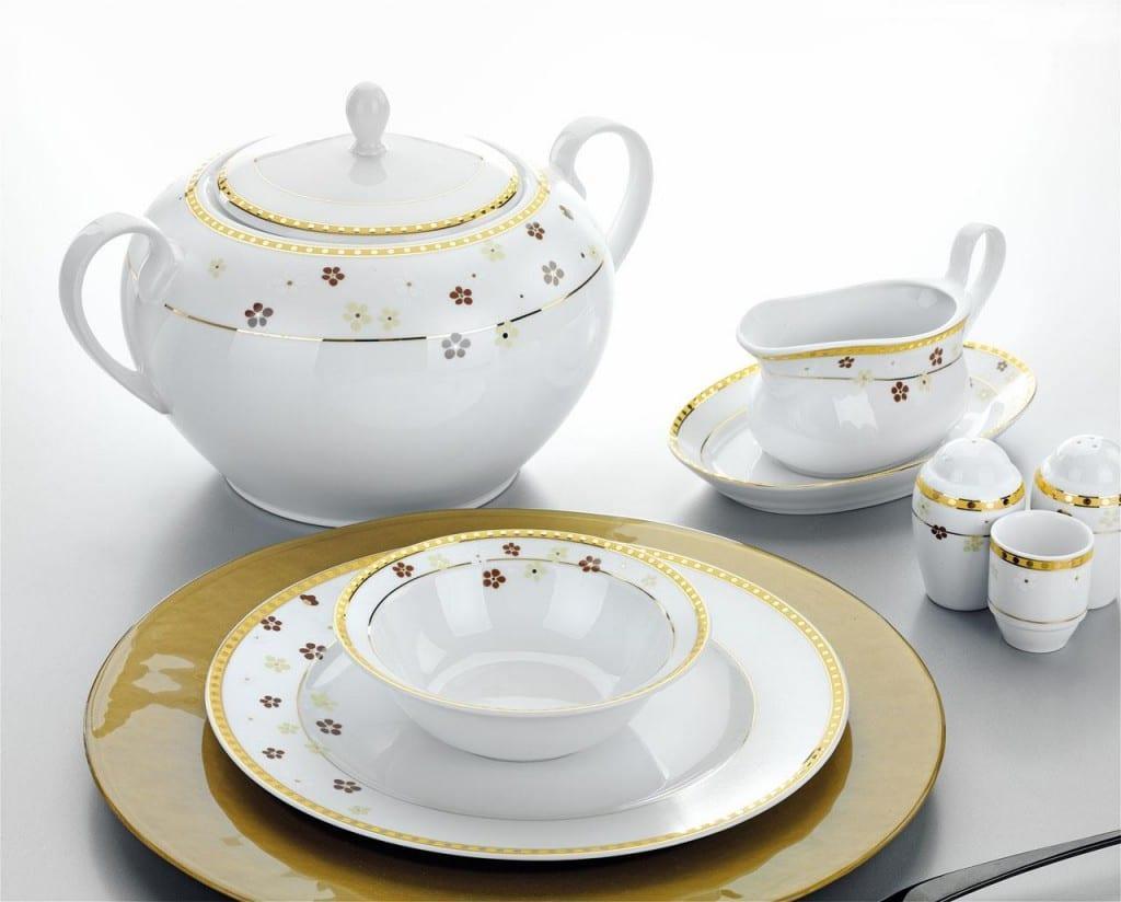 Kütahya Porselen Yemek Takımları 97 Parça 2019
