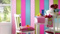Çocuk Odası Duvar Kağıdı Modelleri 2014