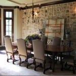 ahşap-uzun-klasik-yemek-masası-tasarımı