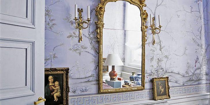 2014 Varaklı Klasik Salon Aynaları