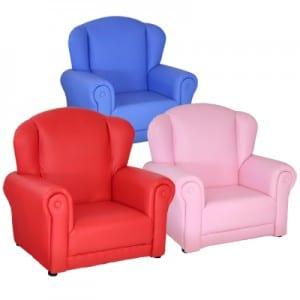 düz renkli çocuk koltukları