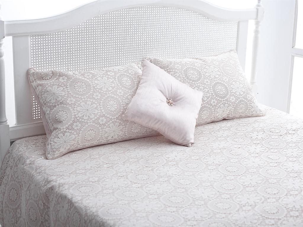 english home pudra yatak örtüsü