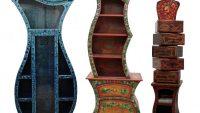 Sıradışı Dekoratif Kitaplık Modelleri 2015