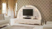 Tarz Mobilya TV Ünitesi Modelleri 2014