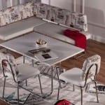 istikbal köşe mutfak masası