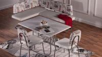 2014 İstikbal Mobilya Mutfak Masası Modelleri