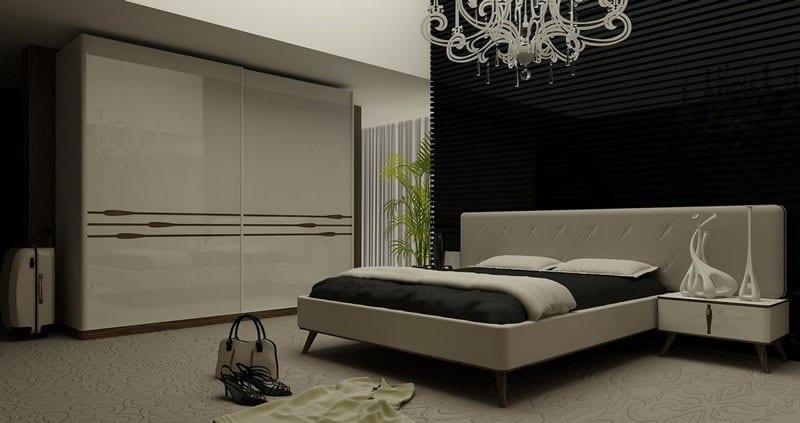 italyan modeli yatak odası