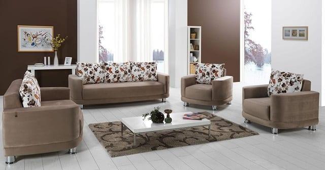 kahverengi-ipek-mobilya-koltuk-takımı-modeli