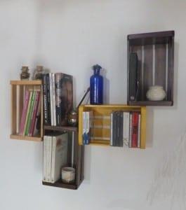 kasa kitaplıklar