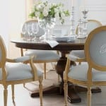 klasik yemek masaları