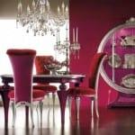 klasik yuvarlak yemek-masası-modelleri