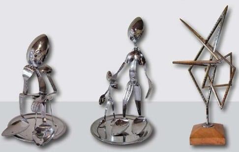 Metal Salon Aksesuar Modeli