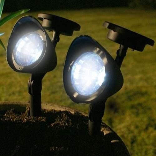 modern bahçe aydınlatma modelleri