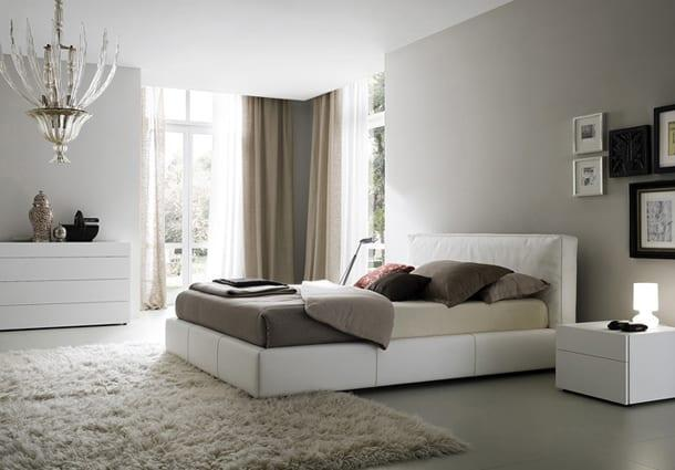 Modern Beyaz Yatak Odası Takımı
