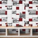 modern duvar kağıtları