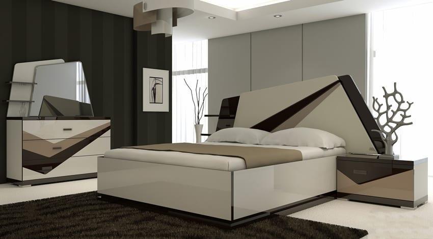 Nike Modern Yatak Odası Takımı Karyola