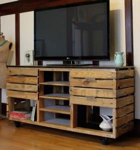 palet-tv-sehpası