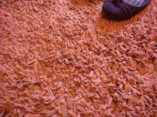 Penye Kumaşlardan Yapılmış Halılar