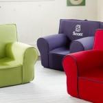 Renkli Çocuk Odası Koltuklar