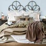 zara-home 2014 yatak örtüsü modelleri