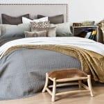 zara yatak örtüleri