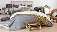 Zara Home Yatak Örtüsü Modelleri 2014