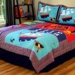 Çocuk Odası Yatak Örtüsü Modelleri
