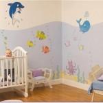 Çocuk-Odası renkli Sticker-Modelleri
