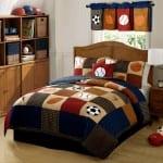 Çocuk Odası Resimli Yatak Örtüsü Modelleri