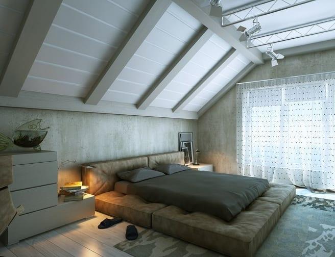 çatı-katı-dekorasyon-örnekleri