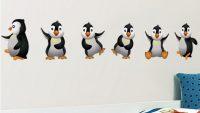 Rengarenk Çocuk Odası Sticker Modelleri
