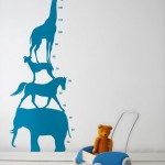 çocuk odası sticker