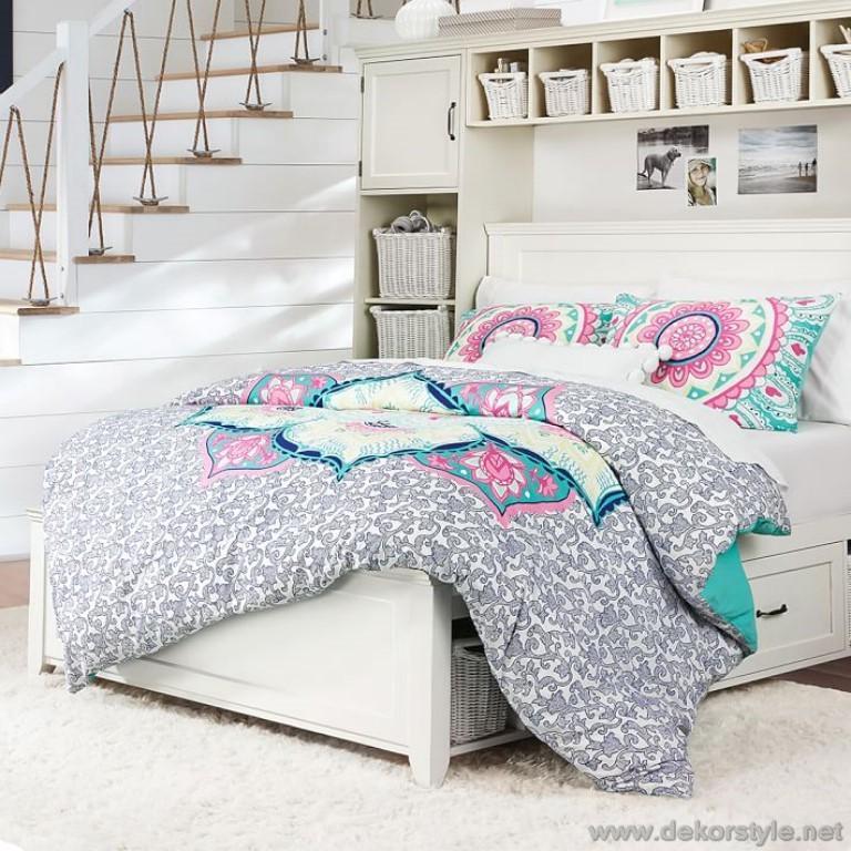 Genç Kız ve Çocuk Odası Yatak Örtüleri