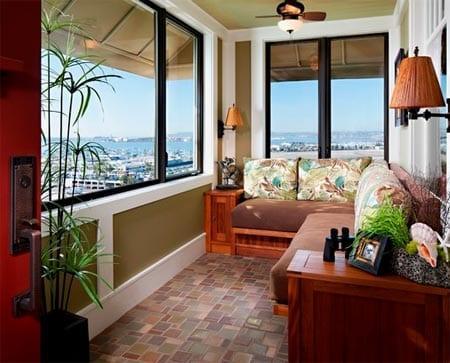 balkon-dekorasyonları