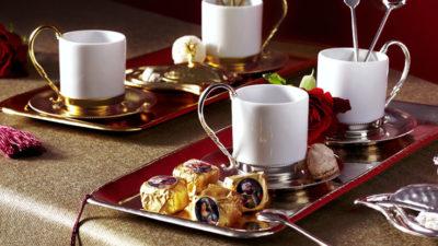 Bernardo Osmanlı Serisi Çay Kahve Takımları