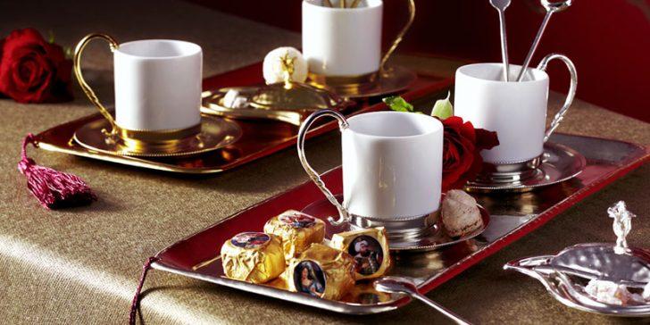 Bernardo Osmanlı Serisi Çay Kahve Takımları 2015