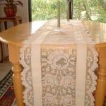 dikdörtgen masa örtüsü örnekleri