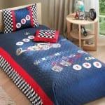 Erkek çocuk yatak örtüsü