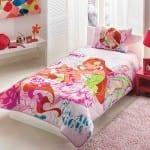 Flora yatak örtüsü
