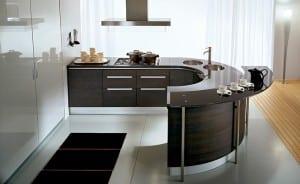 gözalıcı modern mutfak modeli