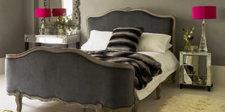 Gri Beyaz Yatak Odası Dekorasyon Örnekleri