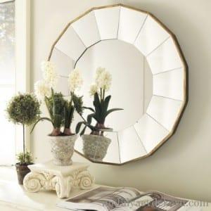 ikea modern ve dekoratif ayna modelleri