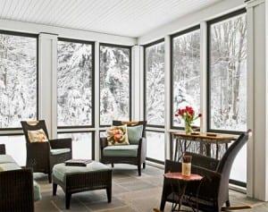 kış balkonları