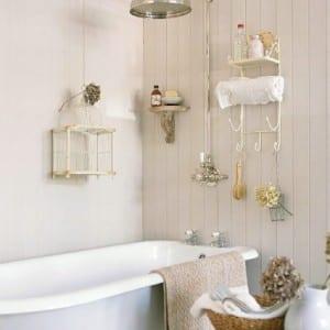 Küçük Banyolar için Dekorasyon